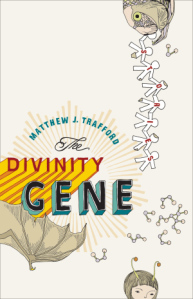 Divinity Gene book cover