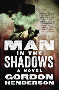 Man in the Shadows book cover