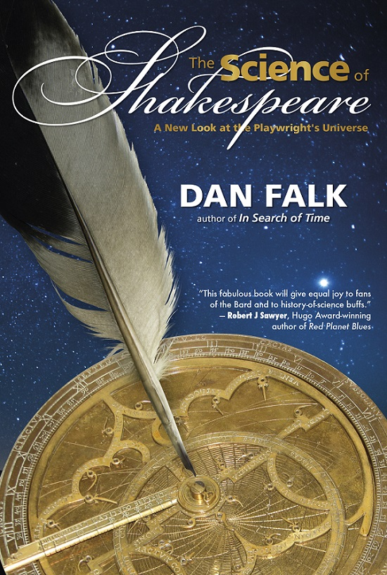 The Science of Shakespeare cover