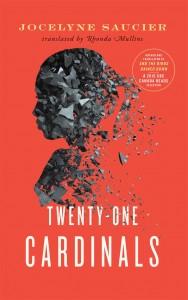 Twenty-One Cardinals by Rhonda Mullins