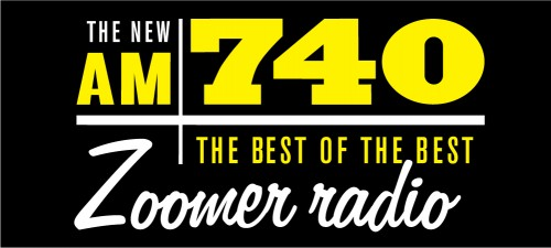 Zoomer Radio AM 740 logo