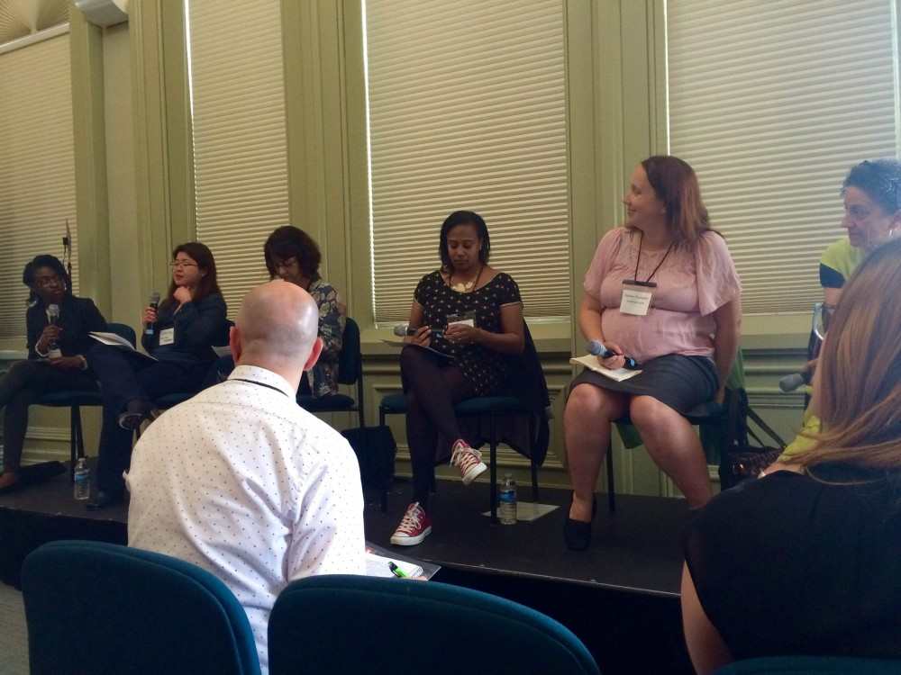 The Publishing (More) Diverse Stories Panel