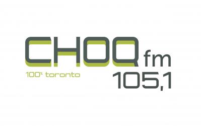 Logo: CHOQ FM 105,1