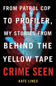 Kate Lines - Crime Seen (PB)
