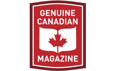 Genuine Canadian Magazine logo
