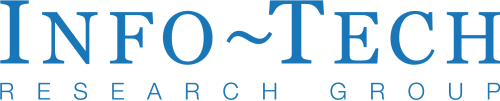 Logo: InfoTech Research Group